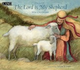 2014 The Lord Is My Shepherd Wall Calendar