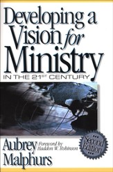 Developing a Vision for Ministry in the 21st Century - eBook