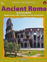 Hands-On Heritage Ancient Rome Activity Book
