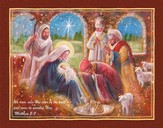 Gifts Of the Magi Christmas Cards, Box of 18