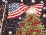 A Patriotic Christmas Cards, Box of 18