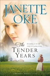Tender Years, The - eBook