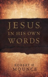 Jesus, In His Own Words - eBook
