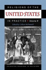 Religions of the United States in Practice, Vol. 1  - Slightly Imperfect