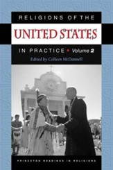 Religions of the United States in Practice, VOl. 2  - Slightly Imperfect