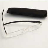 Reading Glasses, Black Bows, 1.00 Strength