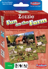 Zozzle Fun on the Farm