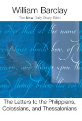 The Letters to the Philippians, Colossians, and Thessalonians - eBook