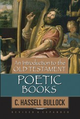An Introduction to the Old Testament Poetic Books - eBook
