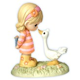 Make a Joyful Noise Figurine, Precious Moments