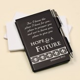 Hope and a Future Memo Holder