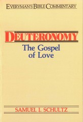 Deuteronomy- Everyman's Bible Commentary - eBook