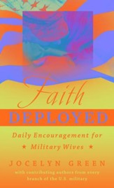 Faith Deployed: Daily Encouragement for Military Wives - eBook