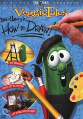 Bob and Larry's How To Draw! A VeggieTales Activity DVD