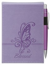 Blessed Pocket Notes, Lavender