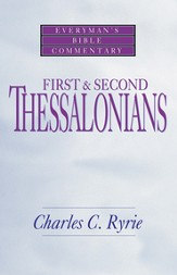 First & Second Thessalonians- Everyman's Bible Commentary - eBook