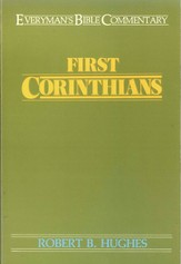 First Corinthians- Everyman's Bible Commentary - eBook