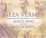 Who's Who in the Age of Jesus, audiobook on CD