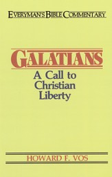 Galatians- Everyman's Bible Commentary - eBook