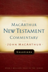 Galatians: The MacArthur New Testament Commentary - eBook