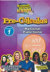 Pre-Calculus Module 1: Rational Functions DVD