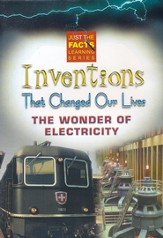 Inventions That Changed Our Lives: Electricity DVD - Slightly Imperfect