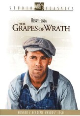 The Grapes of Wrath, DVD
