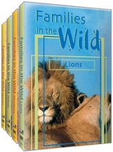 Just The Facts: Families in the Wild - 4 Disc Set DVD