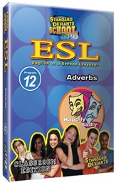 ESL Program 12: Adverbs DVD