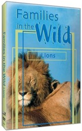 Families in the Wild - Lions DVD