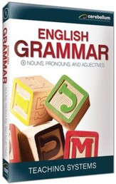 Grammar Module 1: Nouns, Pronouns, and Adjectives DVD