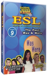 ESL Program 9: The Past: Was & Were DVD