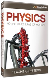 Physics Module 5: The Three Laws of Motion DVD