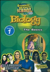 Biology Module 1: The Basics DVD