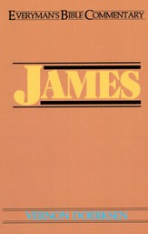 James- Everyman's Bible Commentary - eBook