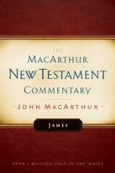 James: The MacArthur New Testament Commentary - eBook