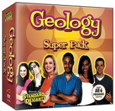 Geology Super Pack: 6 DVDs plus Companion CD