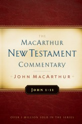 John 1-11: The MacArthur New Testament Commentary - eBook