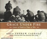Grace Under Fire, audiobook on CD