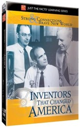 Inventors That Changed America: Strong Connection DVD