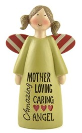Amazing Mother Blessings Angel Figure