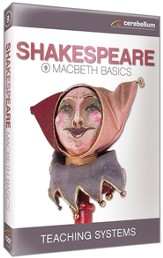 Shakespeare Module 9: Macbeth Basics DVD