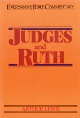 Judges & Ruth- Everyman's Bible Commentary - eBook