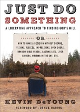 Just Do Something: A Liberating Approach to Finding God's Will or How to Make a Decision Without Dreams, Visions, Fleeces, Impressions, Open Doors, Random Bible Verses, Casting Lots, Liver Shivers, Writing in the Sky, etc. - eBook