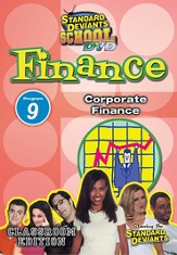 Finance Module 9: Corporate Finance DVD