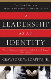 Leadership as an Identity: The Four Traits of Those Who Wield Lasting Influence - eBook