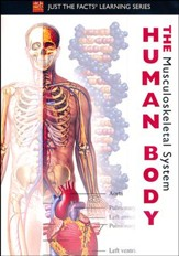 The Human Body: Musculoskeletal DVD