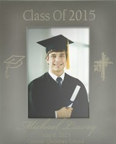 Personalized, Metal Photo Album, Graduation