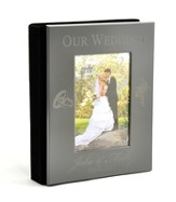 Personalized, Our Wedding Photo Album