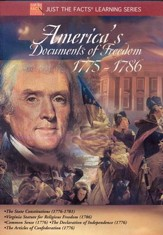 America's Documents of Freedom 1775-1786 DVD